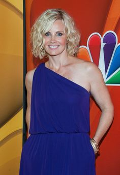 "Monica Potter in NBCUniversal's ""2013 Summer TCA Tour"" - Arrivals"
