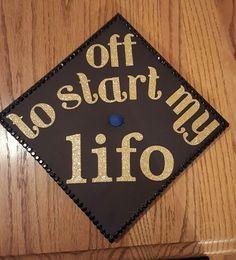 Accounting graduation cap - University of Kentucky #accounting #graduation