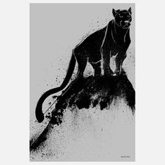 Black Cat, $114, now featured on Fab.
