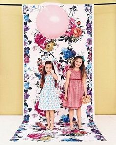 Give some bedsheets a new purpose as a lovely #photobooth backdrop. #rentmyphotobooth: #BridesMagazine
