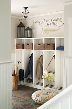 Study, Mudroom, and Mudroom Powder Room - Westchester Magazine - DreamHome 2009 - Westchester, NY