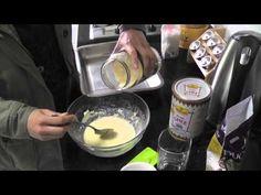 Pan de trigo sarraceno y garbanzos, #23 - Gluten free buckwheat bread recipe - YouTube