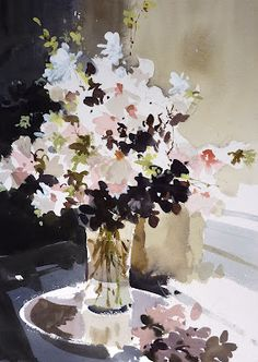Art Of Watercolor: John Yardley. Interview.