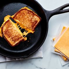 How to Make American Cheese at Home - It's super easy—and it's just what your grilled cheese needs.