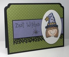 Too Cute To Be A Witch