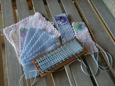 Weavettes bookmark loom    (I have one... now to start using it)