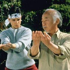 Daniel Karate Kid, The Karate Kid 1984, Karate Kid Movie, Karate Kid Cobra Kai, Karate Kid Quotes, Old Movies, Great Movies, Movie Photo, Movie Tv