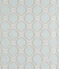 P/K Lifestyles Curveball Seaglass Fabric