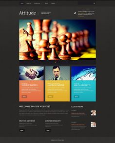 Wild Life Website Template  Template And Website Designs