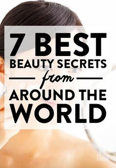 Here are 8 fantastic beauty secrets from lovely women living around the world you should consider embracing ASAP. /purefiji/ Here are 8 fantastic beauty secrets from lovely women living around the world you should consider embracing ASAP. Cleopatra Beauty Secrets, Diy Beauty Secrets, French Beauty Secrets, Beauty Tips, Beauty Products, Beauty Box, Beauty Care, Skin Secrets, Daily Beauty
