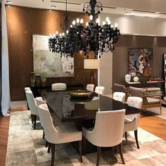 Aquela sala de jantar que você sempre quis...  #artville #moveis #tudofora #promocao #descontos #encomenda #prontaentrega #homedecor #decor #design #saladejantar #cadeira #mesa
