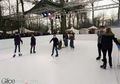 Premium Skating Rink Synthetic Ice Rink, Skating Rink, Skate, Street View, World, Outdoor, Outdoors, The World, Outdoor Games