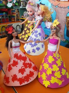 Princesses, Activities For Kids, Cinderella, Disney Characters, Fictional Characters, Leaves, Education, Disney Princess, Teaching