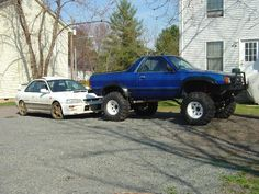 I need a bad brat Subaru Forester Lifted, Lifted Subaru, Subaru Cars, Lifted Cars, Mini Trucks, Cool Trucks, Cool Cars, Colin Mcrae, Subaru Outback