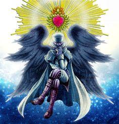 Blue Exorcist ~~ Dark lord, Mephisto Pheles