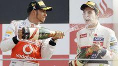 #Checo Perez llega segundo en GP de Italia #F1 #GPMonza