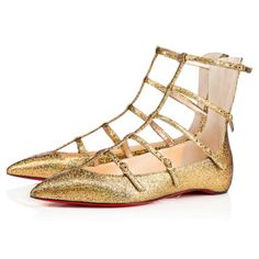Souliers - Toerless Muse Cosmo 3d - Christian Louboutin