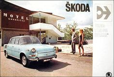 Škoda 1968 Bus Engine, Car Pictures, Car Pics, 70s Cars, Car Advertising, Vintage Cars, Automobile, Vehicles, Russia