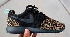 Leopard Print Nike