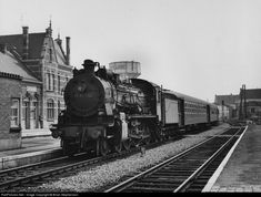 RailPictures.Net Photo: 64.092 SNCB/NMBS Class 64 4-6-0 at Oudenaarde, Belgium by Brian Stephenson