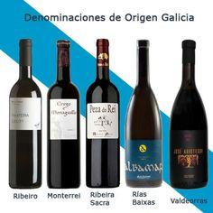 Nuestra selección de #vinos #DOGalicia para  estos días de mayo
