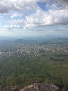 À vista Tundavala Angola