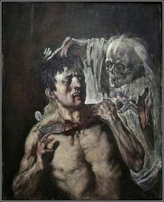 """Despair"" by Ilyas Phaizulline, 1979"