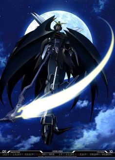DeathScythe                                                                                                                                                                                 More