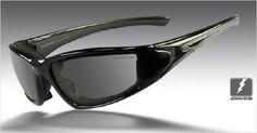 Motorrad- und Freizeitbrille    Linse: Photochromic Lens   Linsenfarbe: Grey     Schwer zerbrechlicher Ultraflex-Rahmen UV 400 Schutzfilter für 100%gen UV-Schutz im Bereich der schädlichen ultravioletten UVA- und UVB-Strahlung zwischen 280 und 400 Nanometer CE3-Filter.
