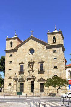 Sé Catedral de Castelo Branco, Igreja de São Miguel   Rota do ...
