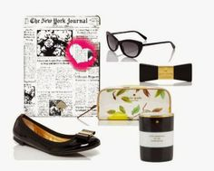 Statements in Fashion: ~Kate Spade Cravings~