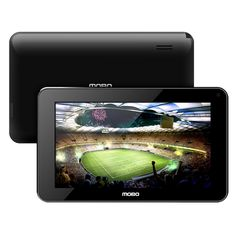 """TABLET MOBO MT7-421 NEGRA / TOUCH 7""""/ ANDROID 4.2/ WIFI / HDMI / TV ANALOGA"""