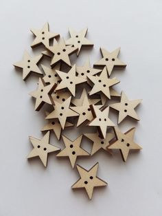 Wooden Baby Angel Craft Shape Embellishment 3mm MDF Christening Christmas