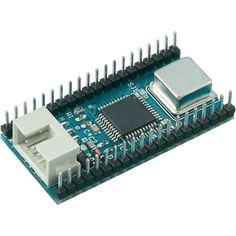 C-Control I Unit-M 2.0 BASIC 5 V/DC Eingänge / Ausgänge 16 x digitale I/Os/8 x analoge bzw. digitale I/Os/2 x analoge Au