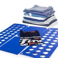 ¿Te gustaría que tu ropa estuviera siempre bien doblada? Con el doblador de ropa 123 Fold lo conseguirás, ¡y en tan solo 3 sencillos pasos!mas info aqui https://ajstienda.com/es/secadoras-planchas-tendederos/1427-doblador-de-ropa-123-fold.html