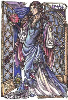 Memory keeper by Righon on deviantART Anaire the Noldor. The wife of Fingolfin, the mother of Fingon, Turgon, Aredhel and Argon