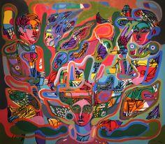 Marlov Barrios, Fulgor #art