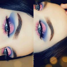 "From the FB Post "" inspo for this look was from Amira Šehić shes absolutely be. make up james charles From the FB Post "" inspo for this look was from Amira Šehić shes absolutely be. Creative Makeup Looks, Makeup Eye Looks, Cute Makeup, Smokey Eye Makeup, Pretty Makeup, Eyeshadow Makeup, Eyeshadow Looks, Eyebrow Makeup, Eyeliner"