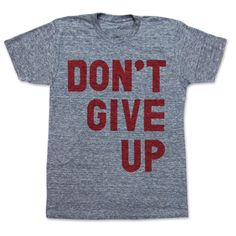 Don't Give Up ★
