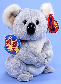 9c5978340ee Aussie - Koala bear - Ty Beanie Babies 2.0 Ty Bears