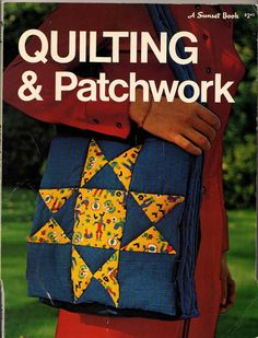 QUILTING AND PATCHWORK     HowTo Book     by KeepsakesStudio, $4.99
