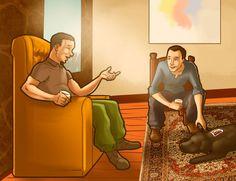 Final de temporada - Capítulo 27 - Cerrando el ciclo. Sentados en la sala de su casa con la fiel perra Swissie en medio de ellos, Roque y Mr. PeFI platicaban como viejos camaradas, era bien sabido por todos los que lo conocían, que Mr. PeFI llevaba a su casa solamente a las personas que consideraba como su familia, -Príncipe, pocos tienen ese privilegio- le dijo Martha cuando Roque se lo contó, -así que siéntete afortunado y seguramente lo que te dirá es algo muy personal e importante para…