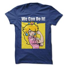 [Cool tshirt names] We Can Do It  Mario  Coupon Best  WE CAN DO IT GAME GIRLS!  Tshirt Guys Lady Hodie  SHARE TAG FRIEND Get Discount Today Order now before we SELL OUT  Camping be wrong i am bagley tshirts can do it
