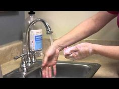 CNA Handwashing Skill 2012 - Certified Nursing Assistant......you must follow presidure carefully. Otherwise they will fail you.