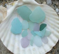 Sea Glass...