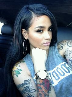 Kehlani- All her music is so real, relatable, and true!