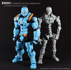 Endo Advanced Tactical Armour Kit