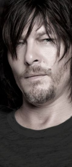 Norman Reedus The Walking Dead #gc Black t-shirt instead.