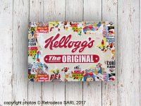 Plaque décorative MM Kellogg's The Original, Nostalgic Art Nostalgic Art, Decoration, The Originals, Style, Vintage Decor, Home Decoration, Decor, Swag, Decorations