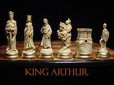 Chess 'King Arthur'